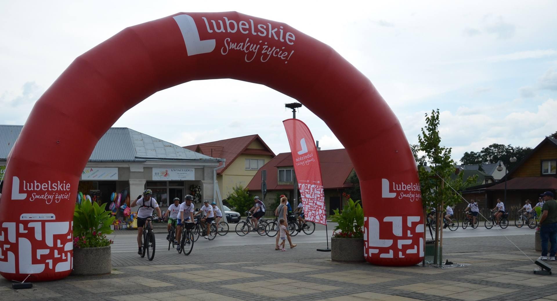 "dsc 0797 Za nami Rajd Rowerowy ""Tour de Lubelskie"" [FOTORELACJA]"