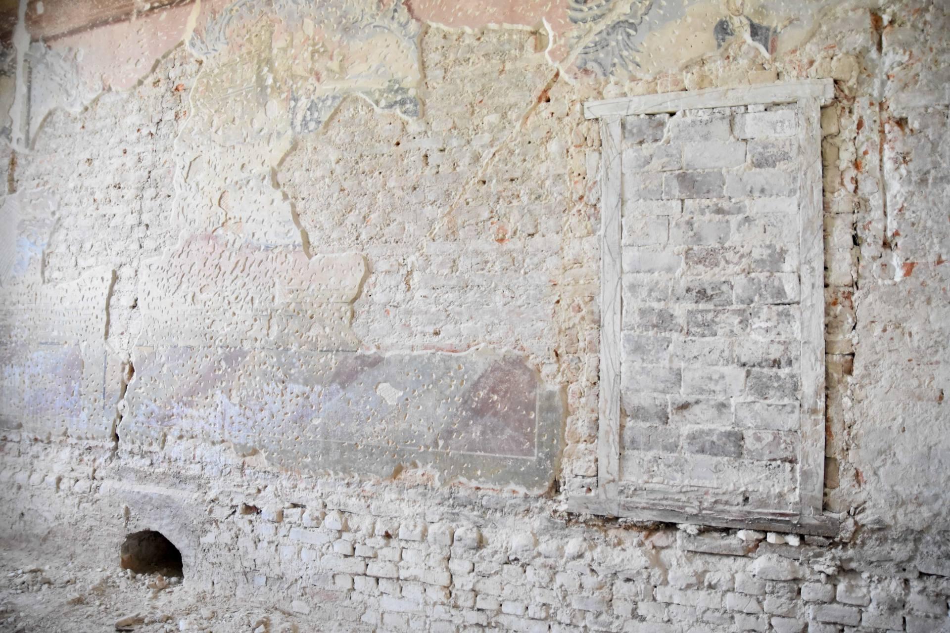 dsc 9929 ZAMOŚĆ: Wznowiono roboty budowlane i prace konserwatorskie w obiekcie Akademii Zamojskiej [ZDJĘCIA]