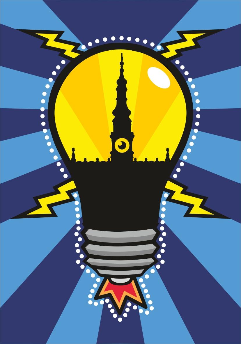 elektryk logo zarowka Innowacja zamojskiego Elektryka najlepsza na Lubelszczyźnie!