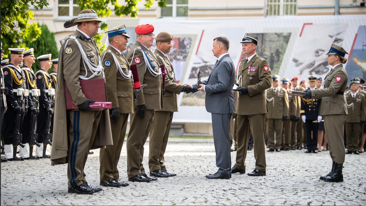 foto mon 2 Lubelska Brygada Obrony Terytorialnej wyróżniona
