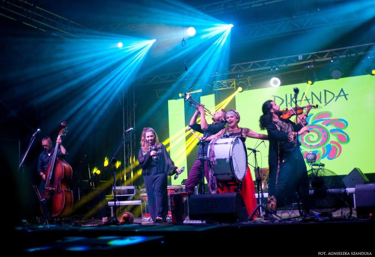 galeria duze dikanda14 ZAMOŚĆ: Koncert jubileuszowy z okazji 35- lecia zespołu