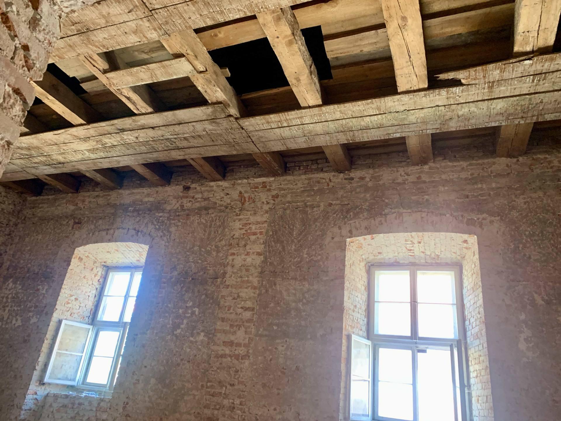 img 1805 ZAMOŚĆ: Wznowiono roboty budowlane i prace konserwatorskie w obiekcie Akademii Zamojskiej [ZDJĘCIA]