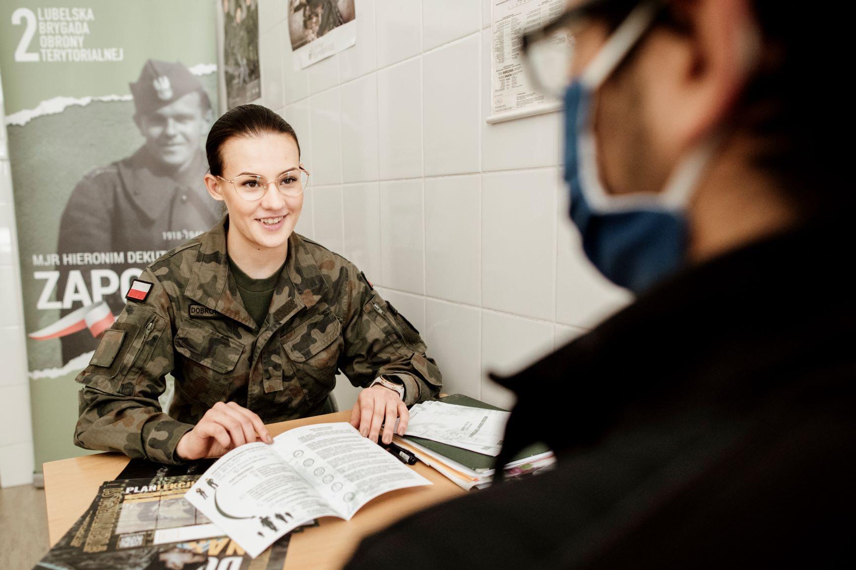 kwalifikacja wojskowa zamosc 2021 Wojsko wzywa! Trwa kwalifikacja wojskowaw Zamościu i regionie