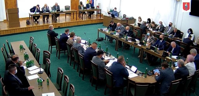 zrzut ekranu 2021 08 31 o 124404 Zmiany w Radzie Miasta Zamość. Jeden wiceprzewodniczący odwołany, drugi ogłosił rezygnację