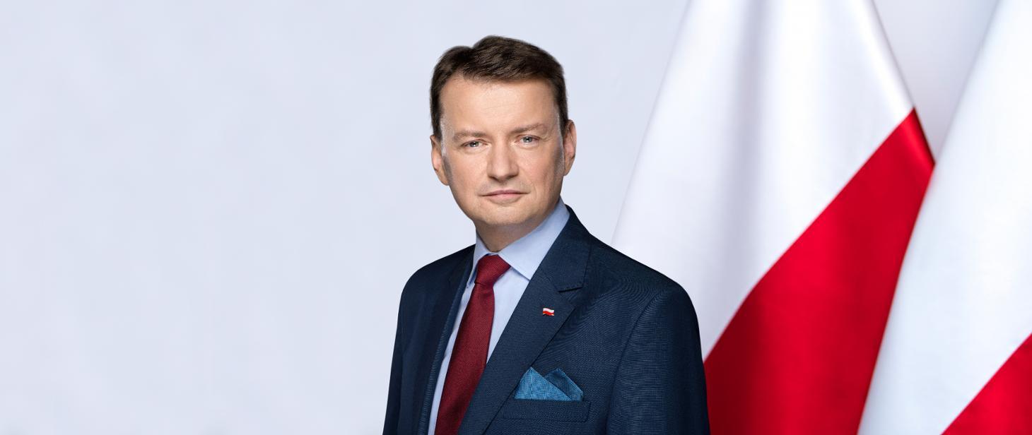 Wizyta szefa MON Mariusza Błaszczaka w Zamościu