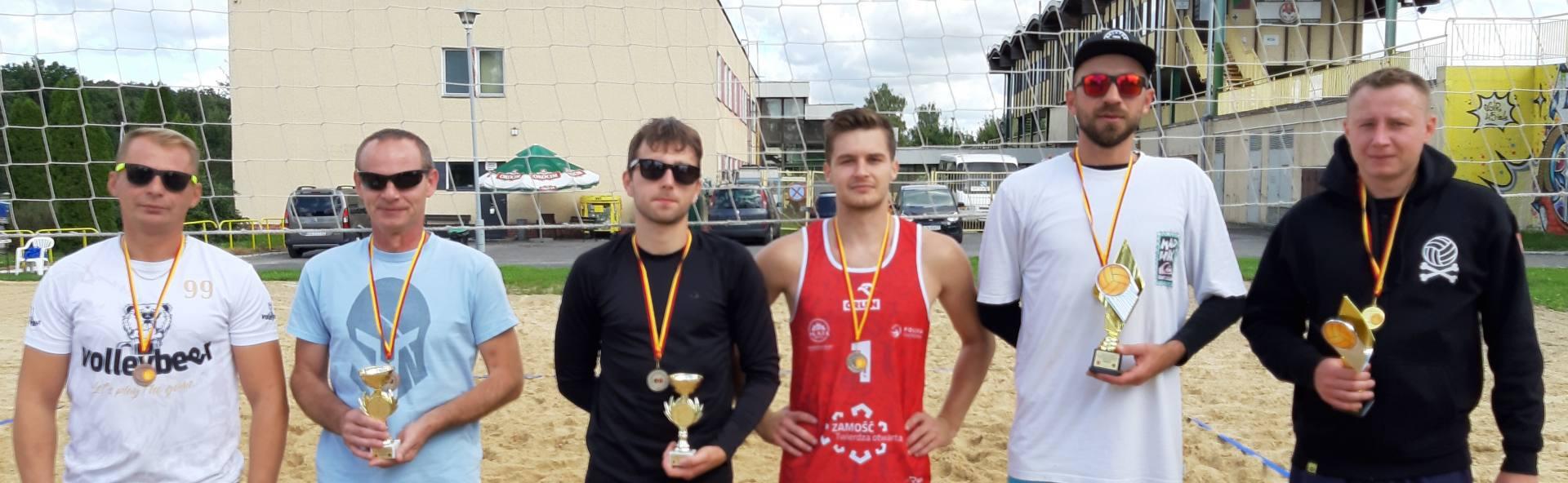 20210905 104631 Za nami Turniej Finałowy Siatkówki Plażowej Mężczyzn LZS