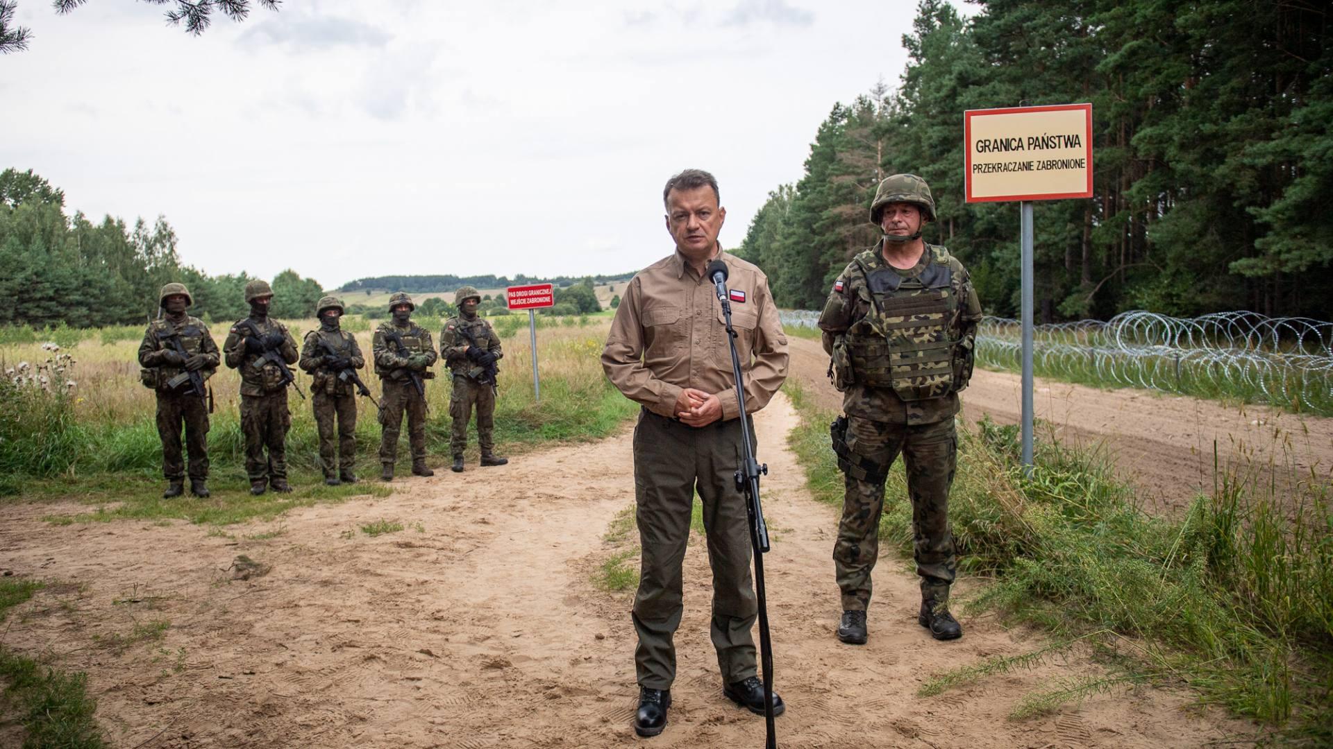 6538a5a2 9171 44c6 af69 940a1595ca85 Stan wyjątkowy w miejscowościach przygranicznych na terenie woj. lubelskiego