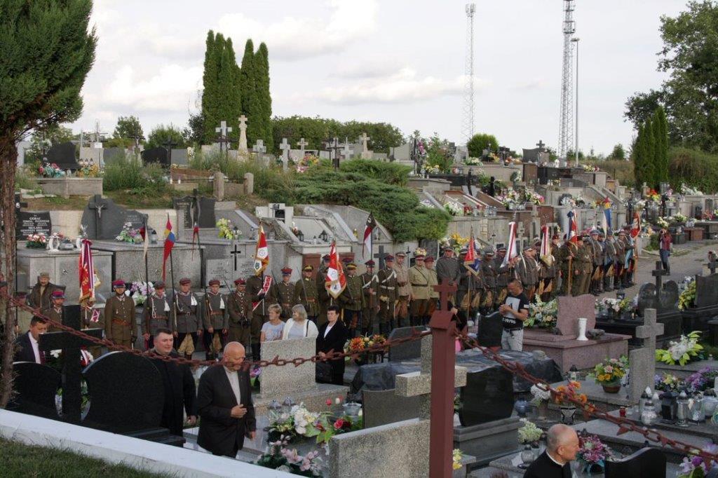 dsc 3398 1 Uroczyste obchody 101. rocznicy Bitwy pod Komarowem – Święta Kawalerii Polskiej – Komarowska Potrzeba 2021 [RELACJA]