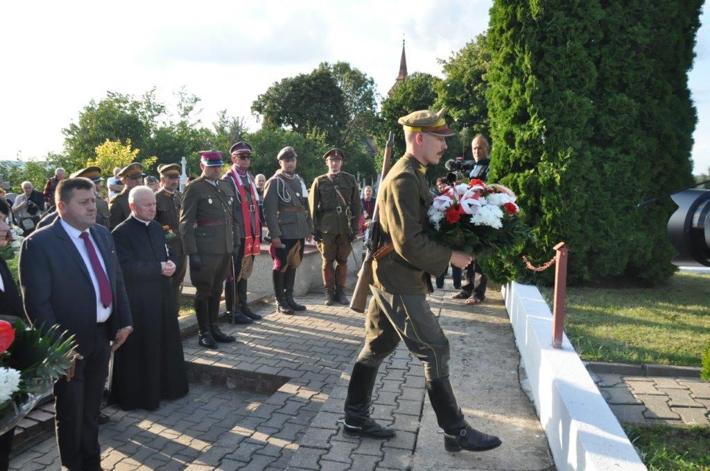 dsc 3398 Uroczyste obchody 101. rocznicy Bitwy pod Komarowem – Święta Kawalerii Polskiej – Komarowska Potrzeba 2021 [RELACJA]