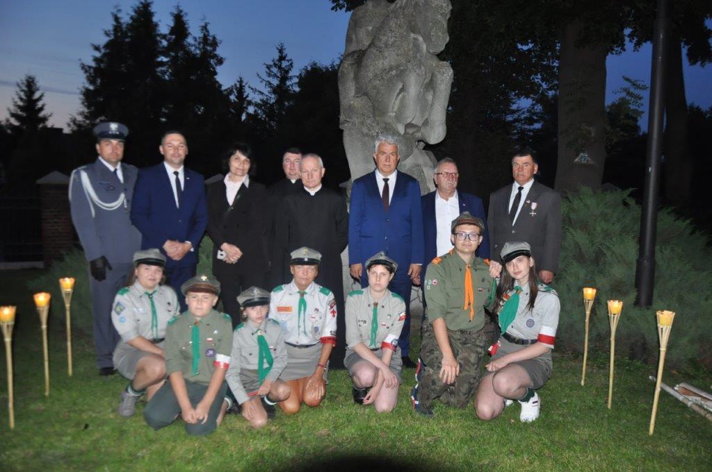 dsc 3587 Uroczyste obchody 101. rocznicy Bitwy pod Komarowem – Święta Kawalerii Polskiej – Komarowska Potrzeba 2021 [RELACJA]