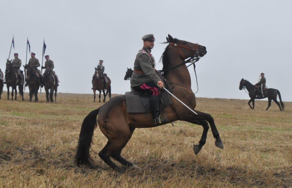 dsc 3682 Uroczyste obchody 101. rocznicy Bitwy pod Komarowem – Święta Kawalerii Polskiej – Komarowska Potrzeba 2021 [RELACJA]
