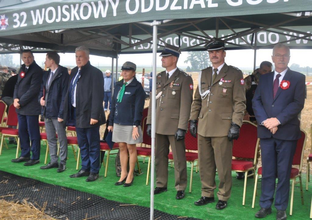dsc 3698 Uroczyste obchody 101. rocznicy Bitwy pod Komarowem – Święta Kawalerii Polskiej – Komarowska Potrzeba 2021 [RELACJA]