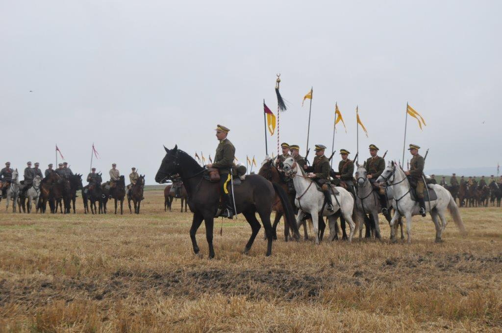 dsc 3720 Uroczyste obchody 101. rocznicy Bitwy pod Komarowem – Święta Kawalerii Polskiej – Komarowska Potrzeba 2021 [RELACJA]