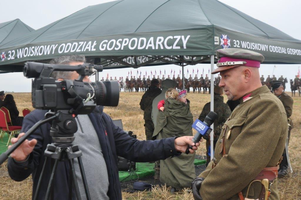 dsc 3754 Uroczyste obchody 101. rocznicy Bitwy pod Komarowem – Święta Kawalerii Polskiej – Komarowska Potrzeba 2021 [RELACJA]