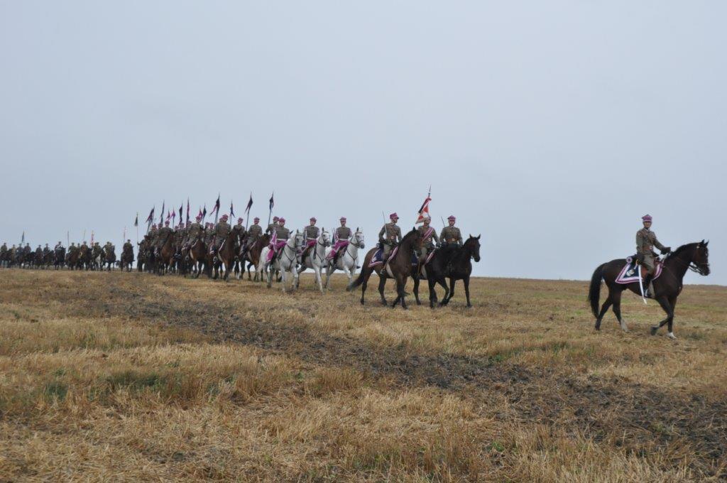 dsc 3769 Uroczyste obchody 101. rocznicy Bitwy pod Komarowem – Święta Kawalerii Polskiej – Komarowska Potrzeba 2021 [RELACJA]