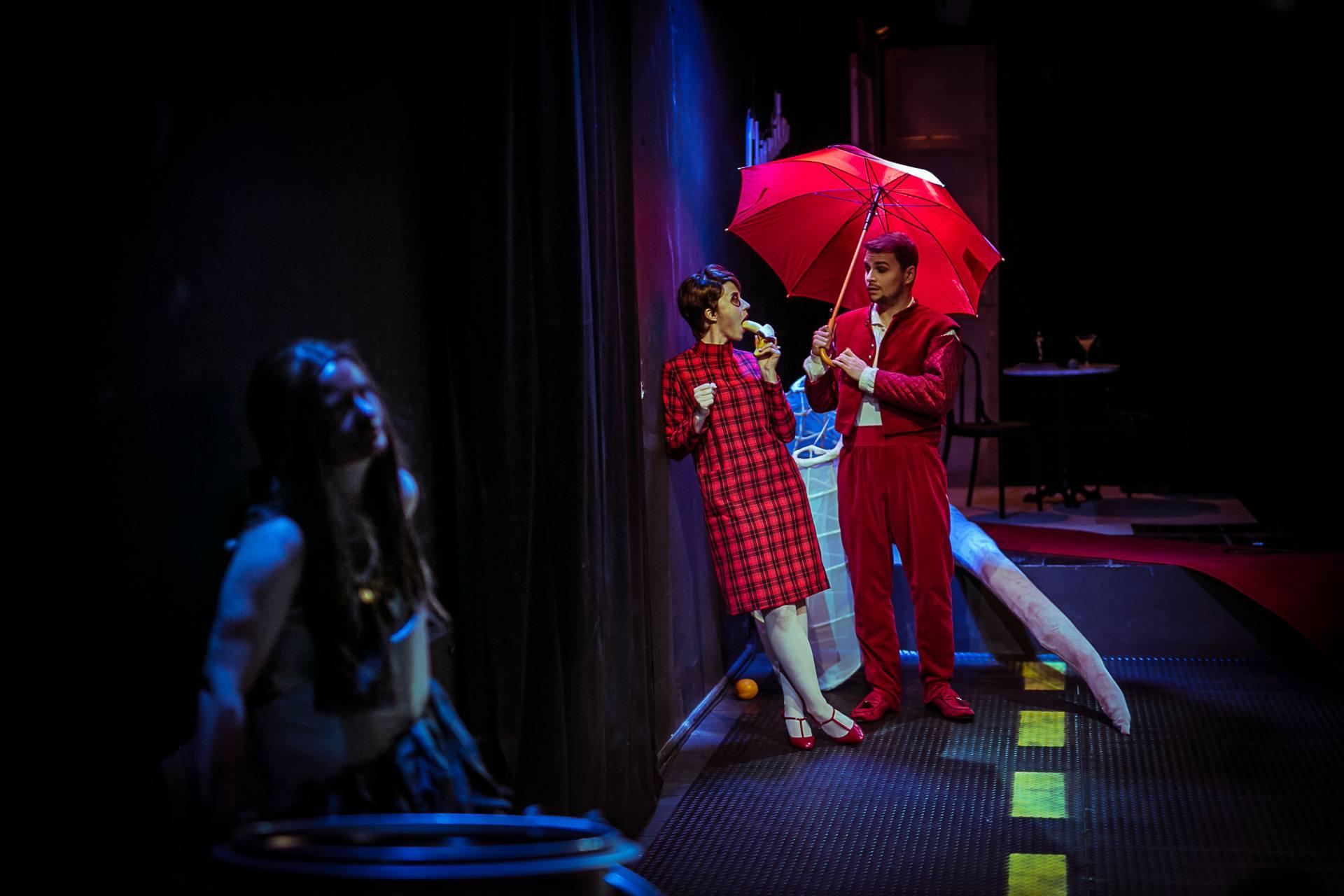 gallery of modern heart teatr papahema fot marek zimakiewicz 29 Już 26 września rusza Jesień Teatralna w ZDK