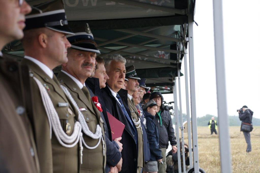 img 9515 Uroczyste obchody 101. rocznicy Bitwy pod Komarowem – Święta Kawalerii Polskiej – Komarowska Potrzeba 2021 [RELACJA]