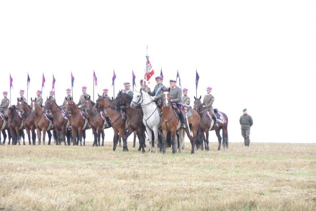 img 9524 Uroczyste obchody 101. rocznicy Bitwy pod Komarowem – Święta Kawalerii Polskiej – Komarowska Potrzeba 2021 [RELACJA]