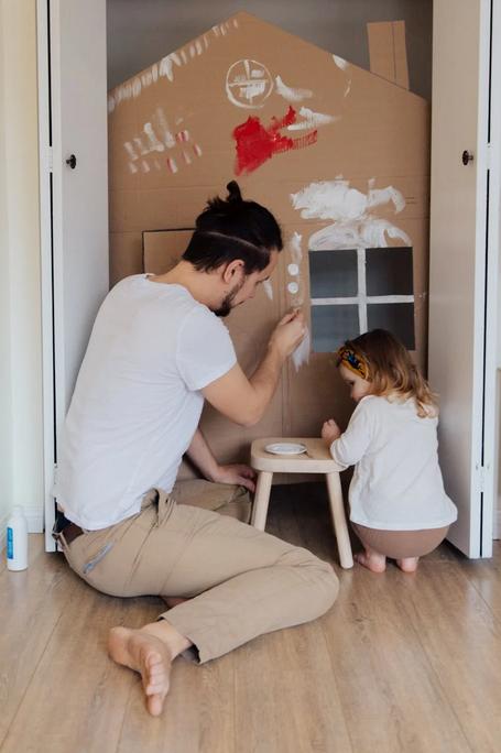 5 Jak oryginalnie udekorować ściany pokoju dziecięcego?
