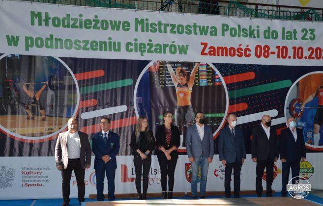 dsc 0382 ZAMOŚĆ: Za nami Młodzieżowe Mistrzostwa Polski wpodnoszeniu ciężarów.