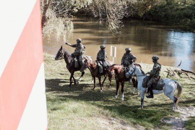 patrole konne 2 lbot 1 Patrole konne 2 LBOT na granicy
