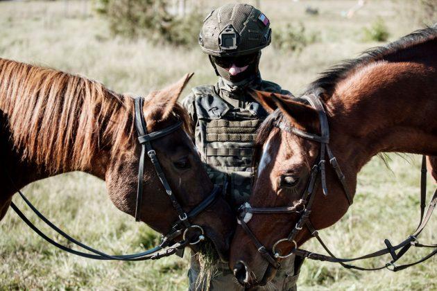 patrole konne 2 lbot 4 Patrole konne 2 LBOT na granicy