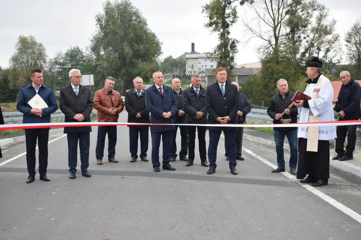 zrzut ekranu 2021 10 14 o 103135 Przebudowany most i nowe nawierzchnie asfaltowe