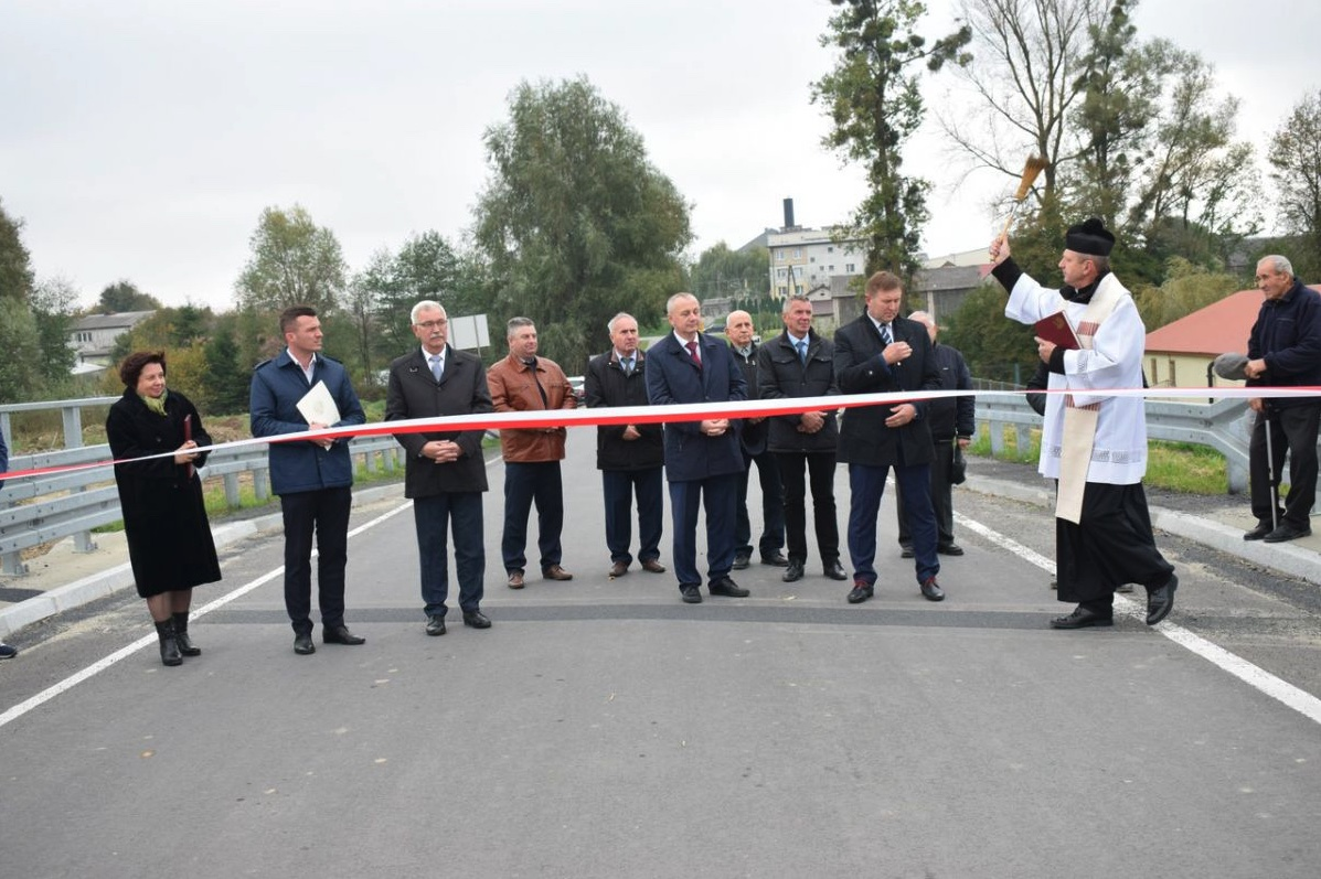 zrzut ekranu 2021 10 14 o 103148 Przebudowany most i nowe nawierzchnie asfaltowe